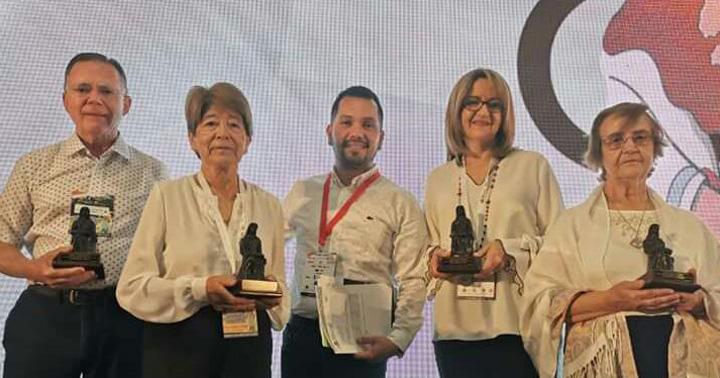 Ganadores del premio Jesús Maestro 2020