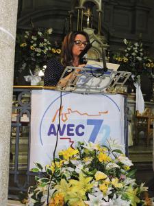 Palabras Presidenta AVEC