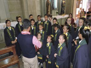 Voces Blancas Colegio San Francisco Javier