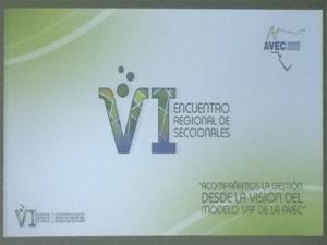VI Encuentro Regional de Seccionales